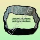 Centura lombara antireumatism si antidurere cu turmalina