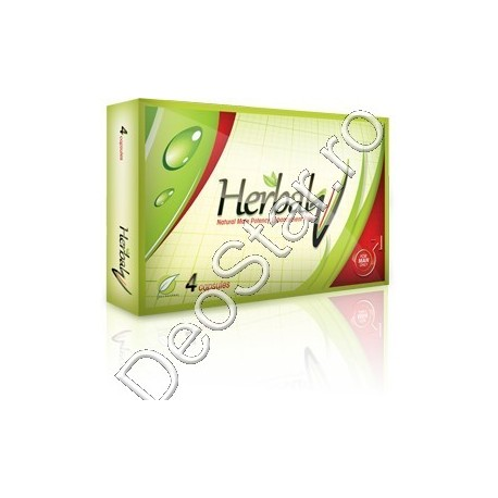 Herbal-V - potenta si erectii ferme