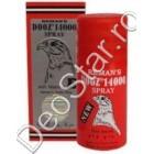 Dooz 14000 Spray pt intarzierea ejacularii - cu holograma de autenticitate