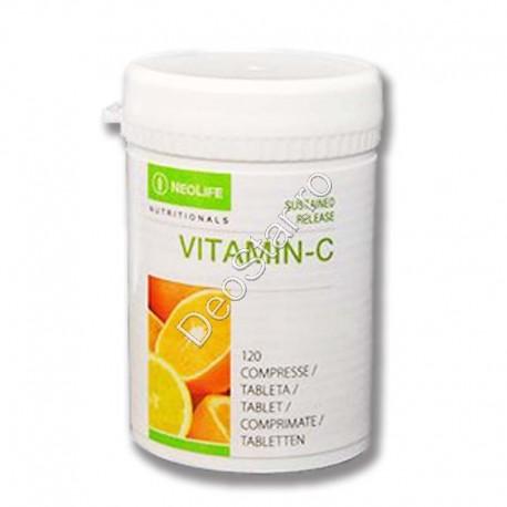 Vitamina C SRC (eliberare 6-8 ore) GNLD / NEOLIFE