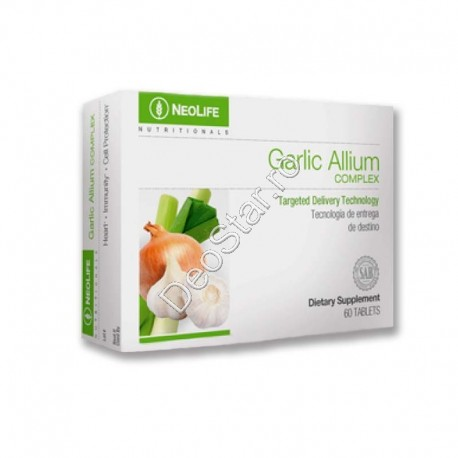 Garlic Allium Complex / GNLD / NEOLIFE