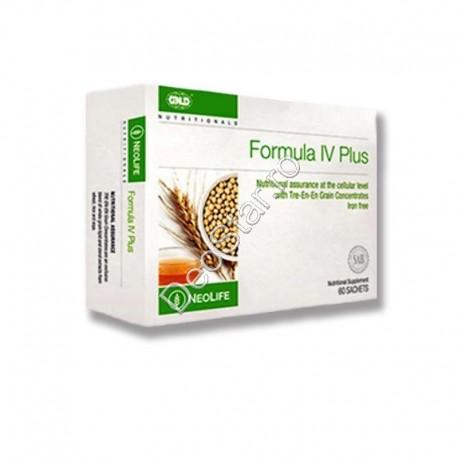 Formula IV Plus (fara fier) GNLD / NEOLIFE