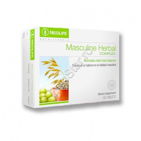 Masculine Herbal Complex - GNLD/ NEOLIFE